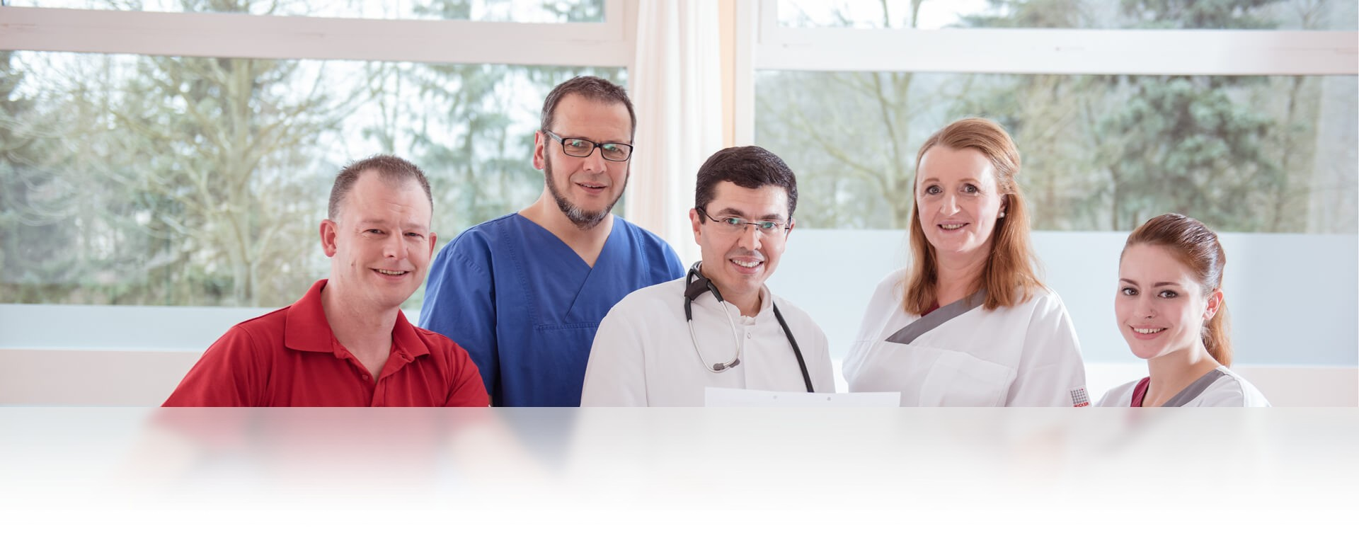 Werner Wicker Klinik Therapeutenteam